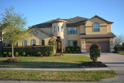 League City Single Family Home For Sale: 4521 Estella Court