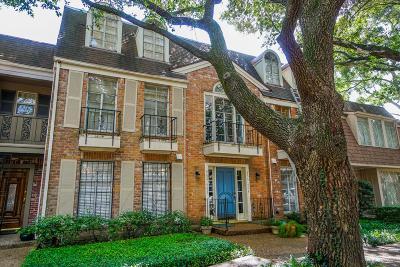 Harris County Rental For Rent: 454 N Post Oak Lane