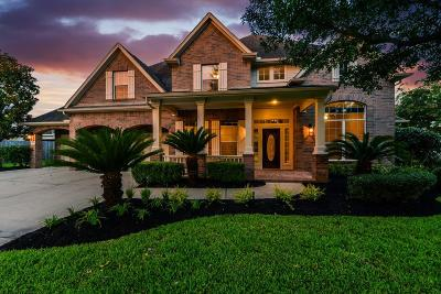 Cypress Single Family Home For Sale: 12602 Stillwood Park Court
