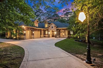 Conroe Single Family Home For Sale: 2235 Stableridge Drive