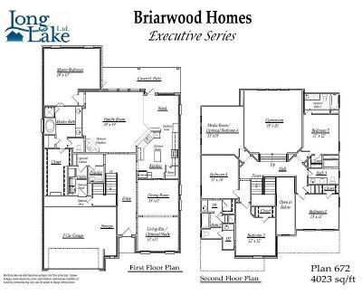 Fulshear Single Family Home For Sale: 32310 Hamilton Crest Drive