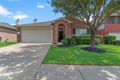 Katy Single Family Home For Sale: 4018 Mt Everest Way