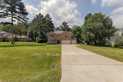 Montgomery Single Family Home For Sale: 23625 Spring Branch Trail