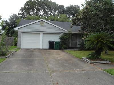 Houston Single Family Home For Sale: 6630 Indian Falls Drive