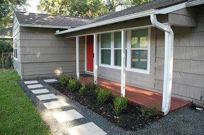 Houston Single Family Home For Sale: 4113 Woodcraft Street