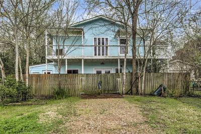 Kemah Single Family Home For Sale: 2137 E Winn Street