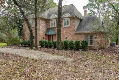 Single Family Home For Sale: 28138 Nichols Sawmill Road