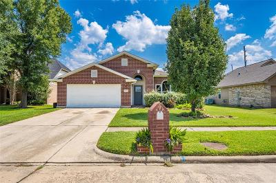 Katy Single Family Home Pending: 2826 Plum Trails Lane