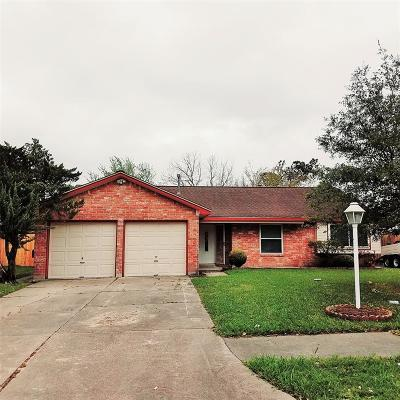 Houston Single Family Home For Sale: 10519 Sagewind Drive