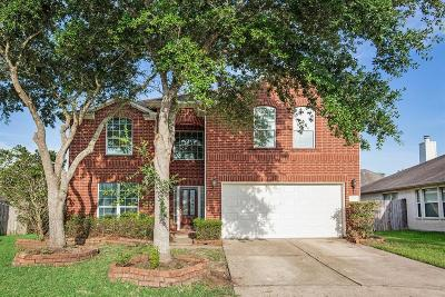 Pearland Single Family Home For Sale: 2616 Easton Springs Court