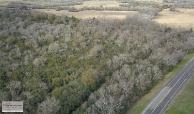Washington County Farm & Ranch For Sale: Fm 1155 Road