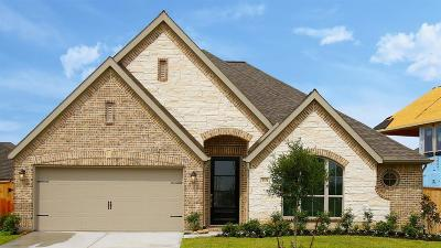 Kingwood Single Family Home For Sale: 3334 Dovetail Hollow Lane