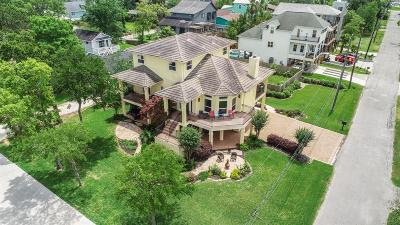Clear Lake Single Family Home For Sale: 1123 Juniper Road