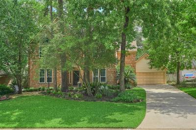 The Woodlands Single Family Home For Sale: 22 Tree Crest Circle
