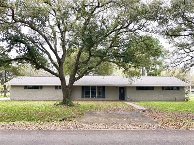 Bay City TX Single Family Home For Sale: $224,500