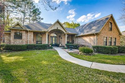 Magnolia Single Family Home For Sale: 2503 E Blue Lake Drive