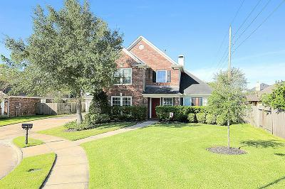 Cypress Single Family Home For Sale: 13139 Tarbet Place Court