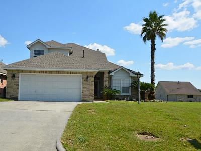 Willis Single Family Home For Sale: 6822 Stillwater Drive