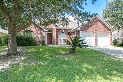 Katy TX Single Family Home For Sale: $214,950