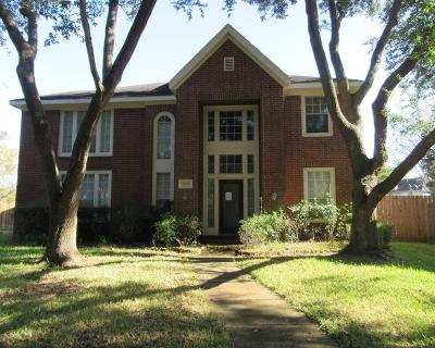 Missouri City Single Family Home For Sale: 2803 Spring Lakes