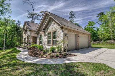 Magnolia Single Family Home For Sale: 10210 Lost Path Lane