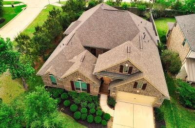 Tomball Single Family Home For Sale: 3 Tioga Place