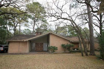 Houston Single Family Home For Sale: 306 E Gaywood Drive