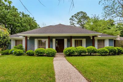 Houston Single Family Home For Sale: 1511 Ashford Parkway