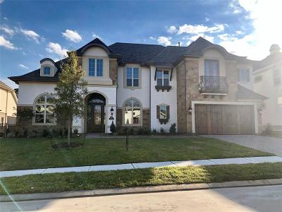 Conroe Single Family Home Pending: 83 Oak Estates