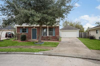 Cypress Single Family Home For Sale: 19505 Winston Hill Drive