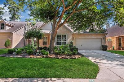 The Woodlands TX Single Family Home For Sale: $334,000