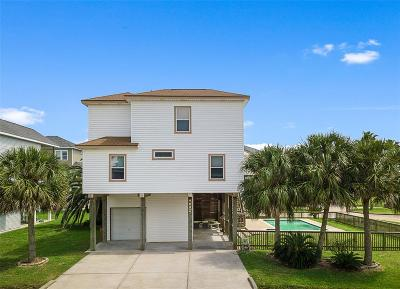 Pirates Beach Single Family Home For Sale: 4002 San Domingo Court
