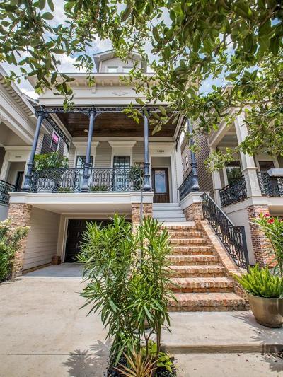 Houston Single Family Home For Sale: 339 W 23rd Street #B