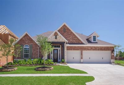Katy Single Family Home For Sale: 2718 Coastal Trail