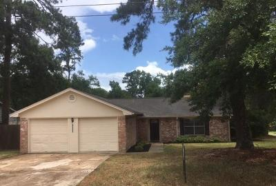 Single Family Home For Sale: 10250 E Pecan Street
