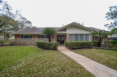 Houston Single Family Home For Sale: 8818 Manhattan Drive