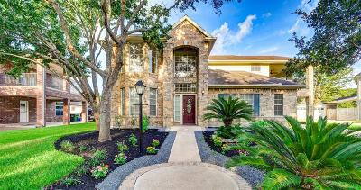 Katy Single Family Home For Sale: 6211 Canyon Park Drive