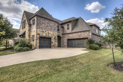 Katy Single Family Home For Sale: 27406 Hurston Glen Lane