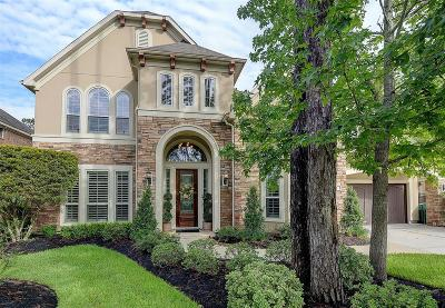 The Woodlands Single Family Home For Sale: 15 Mariscal