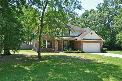 Crosby Single Family Home For Sale: 16142 Bridge Drive