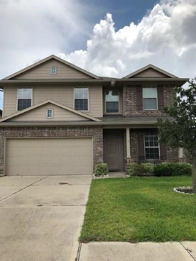 Manvel Single Family Home For Sale: 5 Garden Springs Court