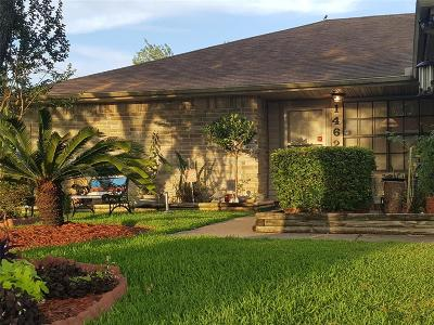 Channelview Single Family Home For Sale: 1462 Macclesby Lane