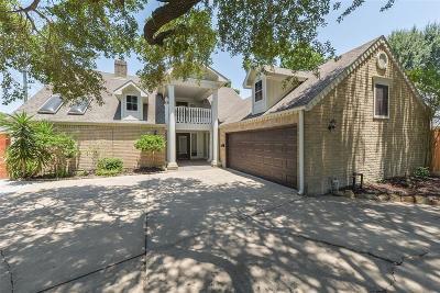 Houston Single Family Home For Sale: 10226 Ella Lee Lane