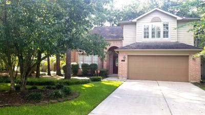 The Woodlands Single Family Home For Sale: 3 Hawkseye Place