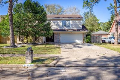 Houston Single Family Home For Sale: 10314 Crescent Moon Drive