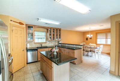 Houston Single Family Home For Sale: 2711 Tannehill Drive