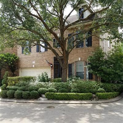 Houston Single Family Home For Sale: 3202 E Park At Beverly Hls