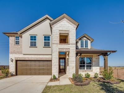Richmond Single Family Home For Sale: 20422 Alpine Meadow Place
