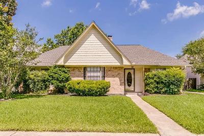 Sugar Land Single Family Home For Sale: 2514 Trailside Court