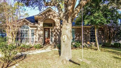 Cypress Single Family Home For Sale: 14207 Grove Estates Lane
